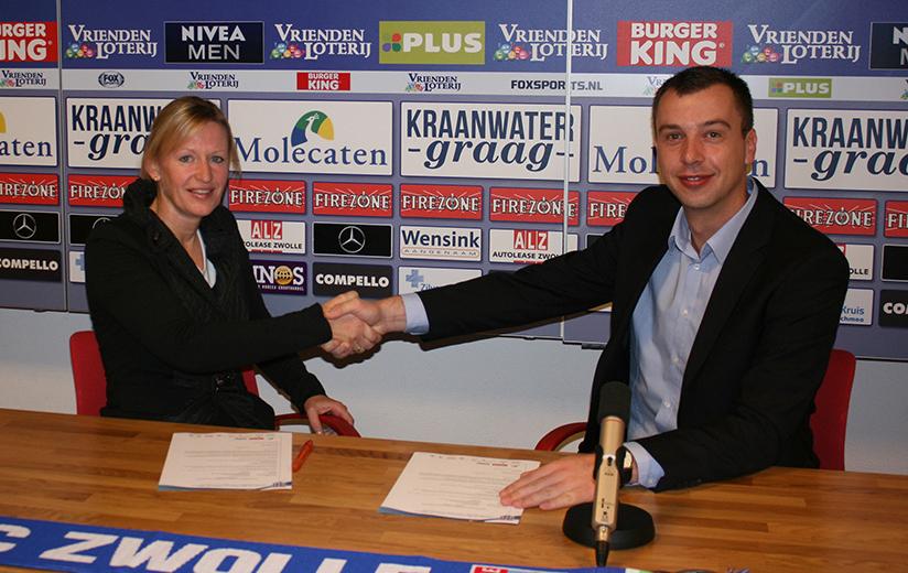 Samenwerking PEC Zwolle uitvaart met Kameleon Uitvaartzorg Zwolle
